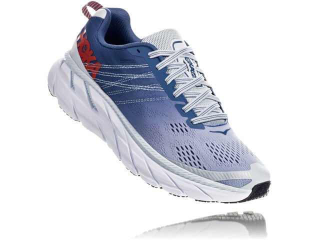Hoka One One Clifton 6 Juoksukengät Naiset, plein air/moonlight blue